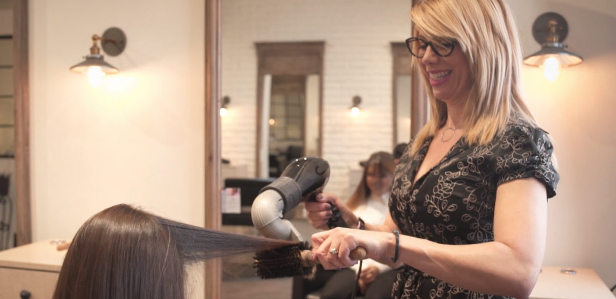 Home Blow Drying Tips