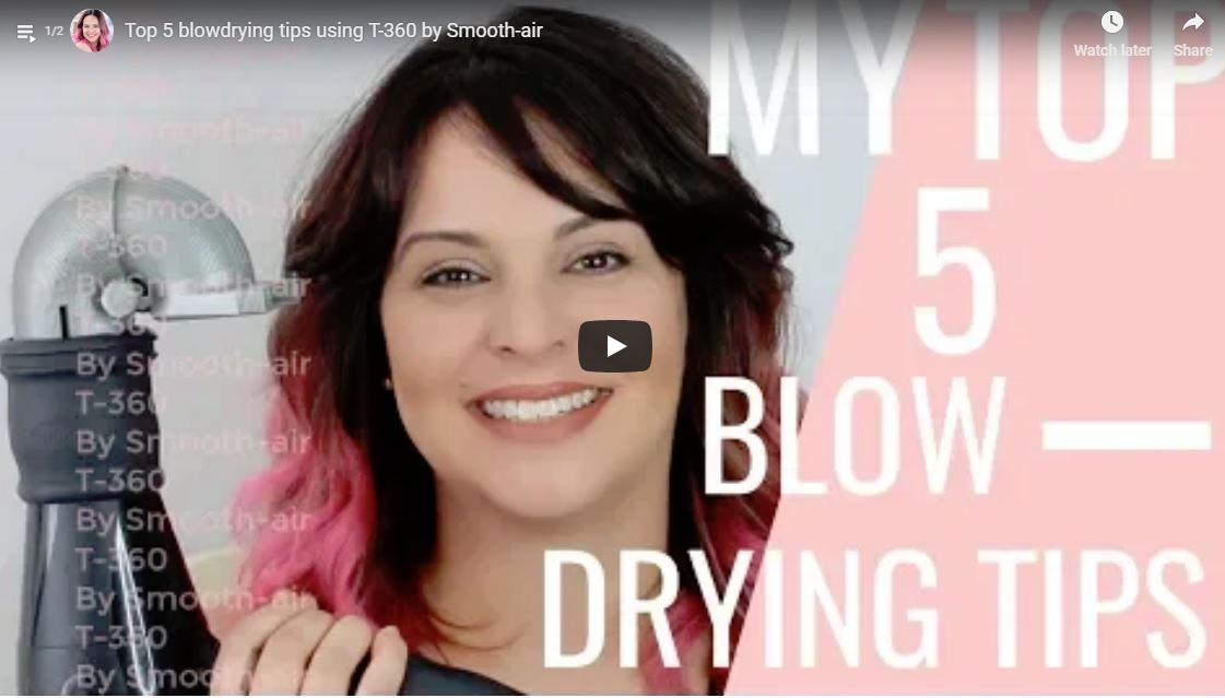Top 5 Blow Drying Tips